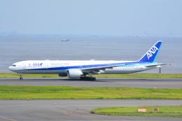 LEGACY-747さんが、羽田空港で撮影した全日空 777-381/ERの航空フォト(飛行機 写真・画像)