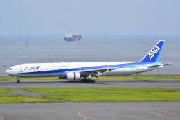 LEGACY-747さんが、羽田空港で撮影した全日空 777-381の航空フォト(飛行機 写真・画像)