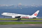 LEGACY-747さんが、羽田空港で撮影した日本航空 767-346の航空フォト(飛行機 写真・画像)