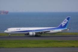 LEGACY-747さんが、羽田空港で撮影した全日空 767-381の航空フォト(飛行機 写真・画像)