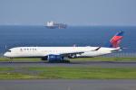 LEGACY-747さんが、羽田空港で撮影したデルタ航空 A350-941の航空フォト(飛行機 写真・画像)