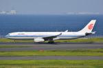 LEGACY-747さんが、羽田空港で撮影した中国国際航空 A330-343Xの航空フォト(飛行機 写真・画像)