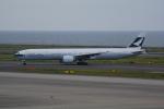 LEGACY-747さんが、中部国際空港で撮影したキャセイパシフィック航空 777-367/ERの航空フォト(飛行機 写真・画像)