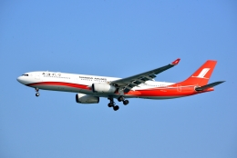 kotaちゃんさんが、羽田空港で撮影した上海航空 A330-343Xの航空フォト(飛行機 写真・画像)