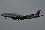 LEGACY-747さんが、成田国際空港で撮影したカタールアミリフライト 747-8KB BBJの航空フォト(飛行機 写真・画像)