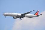 LEGACY-747さんが、成田国際空港で撮影したフィリピン航空 777-3F6/ERの航空フォト(飛行機 写真・画像)