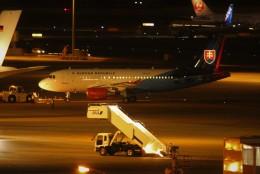 OMAさんが、羽田空港で撮影したスロバキア政府 A319-115CJの航空フォト(飛行機 写真・画像)