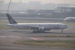 フレッシュマリオさんが、羽田空港で撮影した全日空 777-281の航空フォト(飛行機 写真・画像)