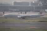 フレッシュマリオさんが、羽田空港で撮影した日本航空 777-346/ERの航空フォト(飛行機 写真・画像)