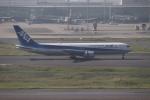 フレッシュマリオさんが、羽田空港で撮影した全日空 767-381/ERの航空フォト(飛行機 写真・画像)