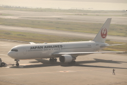 フレッシュマリオさんが、羽田空港で撮影した日本航空 767-346/ERの航空フォト(飛行機 写真・画像)