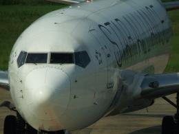 +Hornetさんが、長崎空港で撮影した全日空 737-881の航空フォト(飛行機 写真・画像)