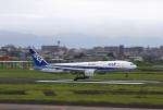 navipro787さんが、宮崎空港で撮影した全日空 777-281/ERの航空フォト(飛行機 写真・画像)