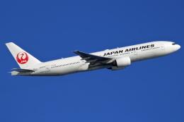 NANASE UNITED®さんが、羽田空港で撮影した日本航空 777-289の航空フォト(飛行機 写真・画像)