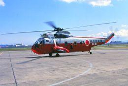 しょうせいさんが、徳島空港で撮影した海上自衛隊 S-61AH Sea Kingの航空フォト(飛行機 写真・画像)