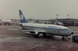 ヒロリンさんが、ブリュッセル国際空港で撮影したサベナ・ベルギー航空 737-229/Advの航空フォト(飛行機 写真・画像)