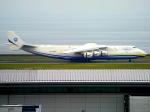 SFJ_capさんが、中部国際空港で撮影したアントノフ・エアラインズ An-225 Mriyaの航空フォト(飛行機 写真・画像)