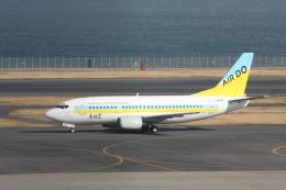 maverickさんが、羽田空港で撮影したAIR DO 737-54Kの航空フォト(飛行機 写真・画像)