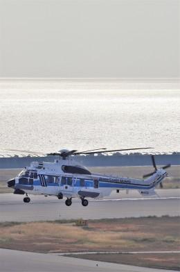 mild lifeさんが、神戸空港で撮影したエアバス・ヘリコプターズ・ジャパン EC225LP Super Puma Mk2+の航空フォト(飛行機 写真・画像)