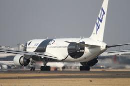 flyskyさんが、成田国際空港で撮影した全日空 767-381/ERの航空フォト(飛行機 写真・画像)