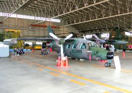 雲霧さんが、木更津飛行場で撮影した陸上自衛隊 LR-1の航空フォト(飛行機 写真・画像)