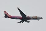 kuro2059さんが、中部国際空港で撮影したタイ・エアアジア・エックス A330-343Xの航空フォト(飛行機 写真・画像)