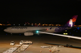 TUILANYAKSUさんが、成田国際空港で撮影したハワイアン航空 A330-243の航空フォト(飛行機 写真・画像)