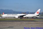 れんしさんが、福岡空港で撮影した日本航空 777-346の航空フォト(飛行機 写真・画像)