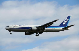 shibu03さんが、成田国際空港で撮影した全日空 767-381F/ERの航空フォト(飛行機 写真・画像)