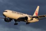 武彩航空公司(むさいえあ)さんが、成田国際空港で撮影した日本航空 767-346/ERの航空フォト(飛行機 写真・画像)