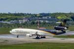 Y-Kenzoさんが、成田国際空港で撮影したUPS航空 MD-11Fの航空フォト(飛行機 写真・画像)