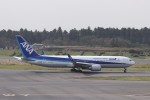 KAZFLYERさんが、成田国際空港で撮影した全日空 767-381/ERの航空フォト(飛行機 写真・画像)