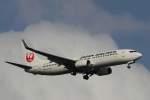 imosaさんが、羽田空港で撮影した日本航空 737-846の航空フォト(飛行機 写真・画像)