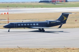 青春の1ページさんが、関西国際空港で撮影したアメリカ個人所有 G-Vの航空フォト(飛行機 写真・画像)