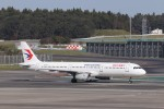 KAZFLYERさんが、成田国際空港で撮影した中国東方航空 A321-231の航空フォト(飛行機 写真・画像)