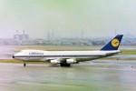 kintaroさんが、伊丹空港で撮影したルフトハンザドイツ航空 747-230Bの航空フォト(飛行機 写真・画像)