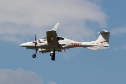 kunimi5007さんが、仙台空港で撮影した日本法人所有 DA42 TwinStarの航空フォト(飛行機 写真・画像)