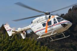 航空フォト:JA6662 セントラルヘリコプターサービス BK117