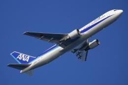 K_UNITED®さんが、羽田空港で撮影した全日空 767-381の航空フォト(飛行機 写真・画像)
