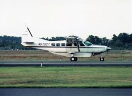 kumagorouさんが、仙台空港で撮影したセスナ・エアクラフト・カンパニー 208B Grand Caravanの航空フォト(飛行機 写真・画像)
