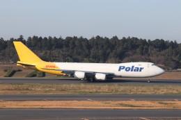 KAZFLYERさんが、成田国際空港で撮影したポーラーエアカーゴ 747-87UF/SCDの航空フォト(飛行機 写真・画像)