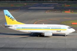 shibu03さんが、新千歳空港で撮影したAIR DO 737-54Kの航空フォト(飛行機 写真・画像)