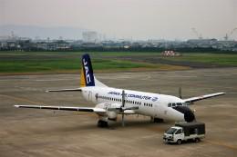 にしやんさんが、徳島空港で撮影した日本エアコミューター YS-11A-500の航空フォト(飛行機 写真・画像)