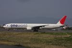WING_ACEさんが、伊丹空港で撮影した日本航空 777-346の航空フォト(飛行機 写真・画像)