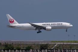 ぱん_くまさんが、羽田空港で撮影した日本航空 777-289の航空フォト(飛行機 写真・画像)