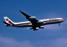 パール大山さんが、ロンドン・ヒースロー空港で撮影したTAPポルトガル航空 A340-312の航空フォト(飛行機 写真・画像)