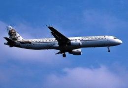 航空フォト:OE-LBB オーストリア航空 A321