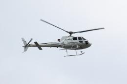 kunimi5007さんが、仙台空港で撮影した雄飛航空 AS350B Ecureuilの航空フォト(飛行機 写真・画像)
