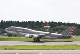 MOHICANさんが、成田国際空港で撮影したアシアナ航空 747-48EMの航空フォト(飛行機 写真・画像)