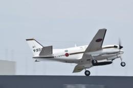 MiYABiさんが、徳島空港で撮影した海上自衛隊 LC-90 King Air (C90)の航空フォト(飛行機 写真・画像)